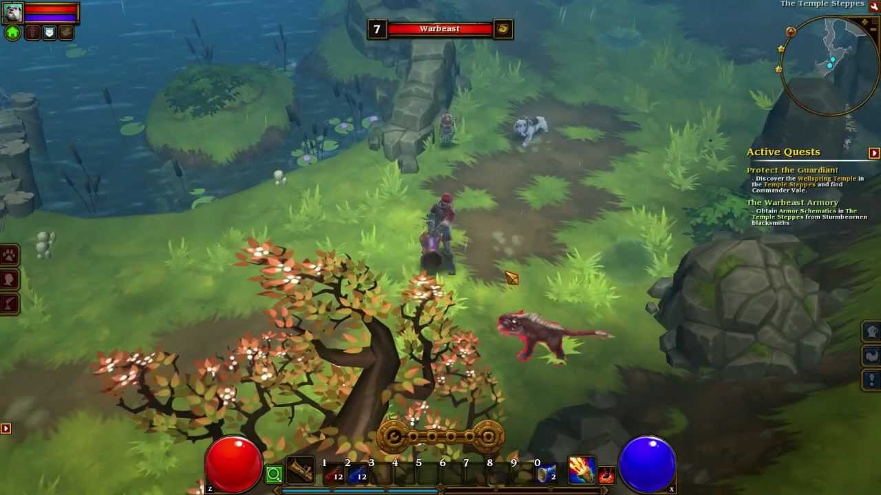 Best Torchlight  Early Builds