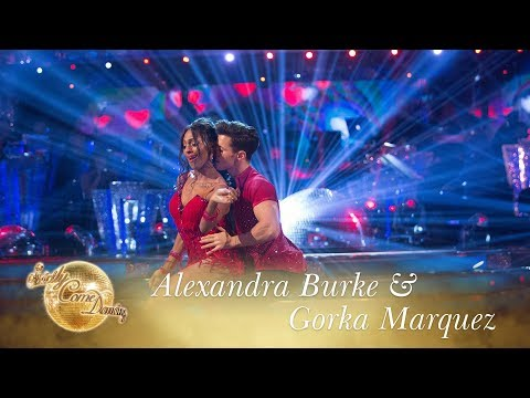 Alexandra and Gorka Salsa to 'Finally' by Cece Peniston – Strictly Come Dancing 2017