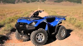 6. 2014 Kawasaki Brute Force 750 EPS Review
