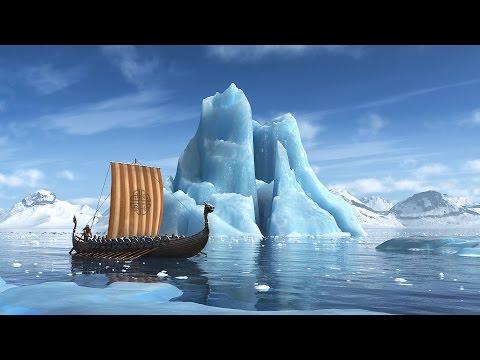 Создание ледяного окружения. Часть 1