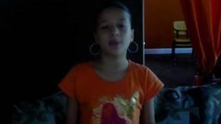 Ermani Stafford singing-Knock you Down