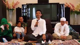 Video Ceramah Ustadz Abdul Somad Lc MA didepan para Artis Senior ( 22 Desember 2017 ) MP3, 3GP, MP4, WEBM, AVI, FLV Juni 2018