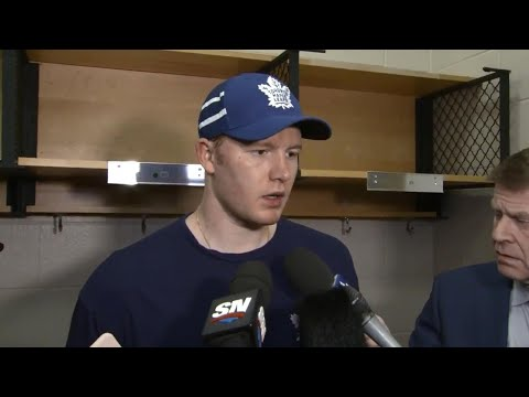 Video: Andersen calls out Maple Leafs' for lack of effort