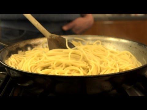come cuocere la pasta senza far bollire l'acqua