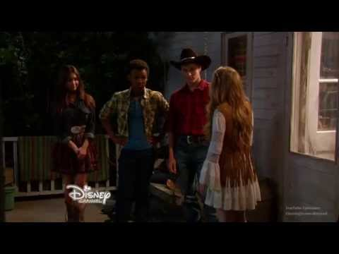 Girl Meets World 2x21: Lucas & Maya #1 (Lucas: Maya, are you seriously not gonna talk to me?)