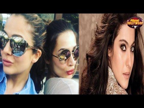 Malaika Arora & Sister Amrita Ignore Kajol & Why |