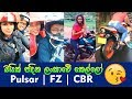 Sri Lankan Girls Riding Motorcycles | SL TikTok Girls