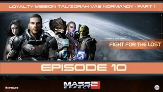 Mass Effect 2 - Loyalty Mission Tali'Zorah vas Normandy, EA Games, video games