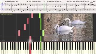 Чистые пруды - Тальков �горь (Ноты для фортепиано) (piano cover)