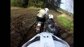 6. Deb & the Ural rescue at Straddleline