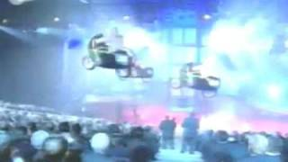 These Flying Motorcycles were made for a German TV Show.http://www.gearfactor.com.hk/