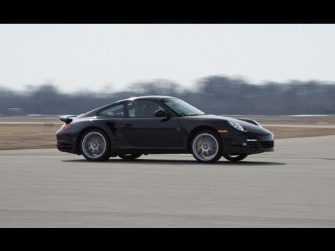 2011 Porsche 911 Turbo S Launch Control Tested – CAR and DRIVER