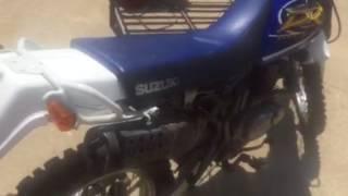 9. 2000 Suzuki Dr200 For Sale