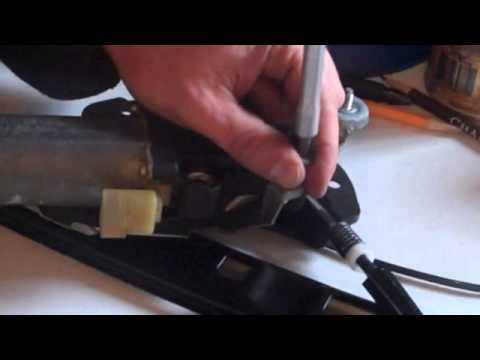 BMW 3 Series Window Regulator Repair, DIY E46 Window Regulator Repair