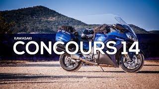 2. Kawasaki Concours 14 ABS - MotoGeo Review