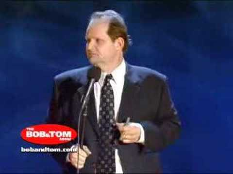 BOB&TOM Comedy Special - BOB Zany