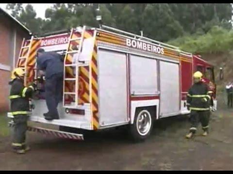 Estudantes de Planalto Alegre aprendem a agir em casos de incêndios