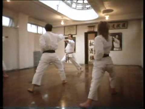 Enoeda Sensei – lunch at Marshall Street 1978