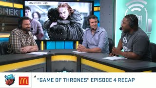 DDFP Game of Thrones Episode 4, Season 6 Review | Dave Dameshek Football Program by NFL