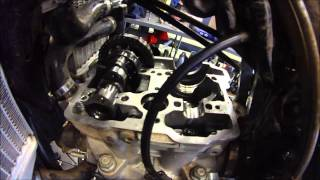 10. KTM 350 Valve Adjustment And Camshaft Swap
