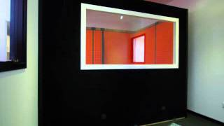 Vocal booth Build-up at BUT Dubai office