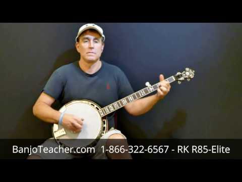 Recording King Banjos RK-R-85-Elite - Ross Nickerson Demo Video