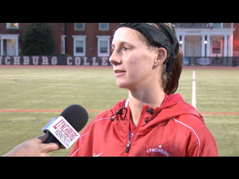 Women's Soccer Emily Maxwell Post Game vs Guilford College