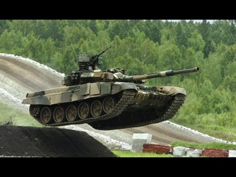 Top 10 Tanks in the modern world [HD]
