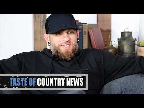 Brantley Gilbert, 'Man That Hung The Moon' Is A Tear-Jerker