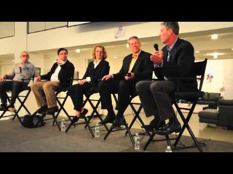 Panel Discussion on Creativity at the Art Directors Club of New York