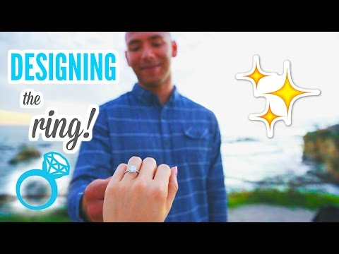 Designing the Engagement Ring!