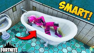 5,000,000 IQ HIDING SPOT! - Fortnite Funny Fails and WTF Moments! #126 (Daily Moments)