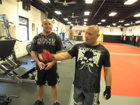 Matt Serra UFC 119 Video Blog  Day 1