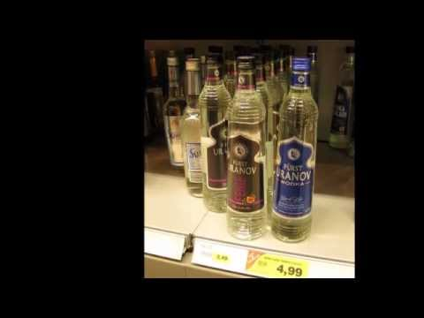 Wodka Test: Fürst Uranov