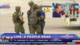 FNN: TERROR AT THE AIRPORT: FOX News Now's Mike Pache Breaks Down