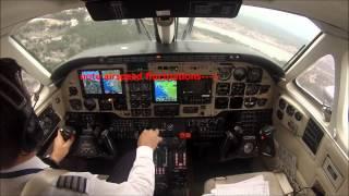 Video B100 landing in turbulent weather at KBHB - cockpit view! MP3, 3GP, MP4, WEBM, AVI, FLV Januari 2019