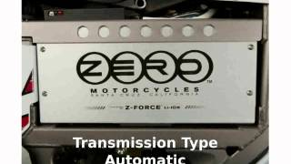 1. 2011 Zero MX Dirt - Details