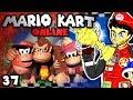 Monkeys Have Sex...EVOLUTION! (Mario Kart 8 Online: The Derp Crew - Part 37)