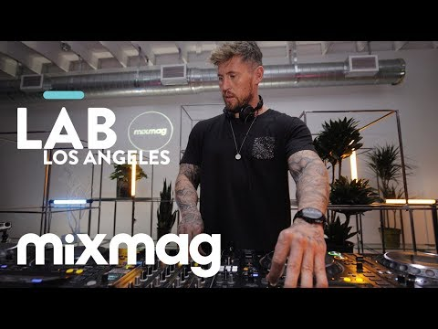 CRISTOPH House Set In The Lab LA