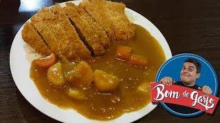 O vídeo mais esperado do canal! Fomos ao Restaurante Karê ya para descobrir se o Karê do Brasil é igual ao do Japão.
