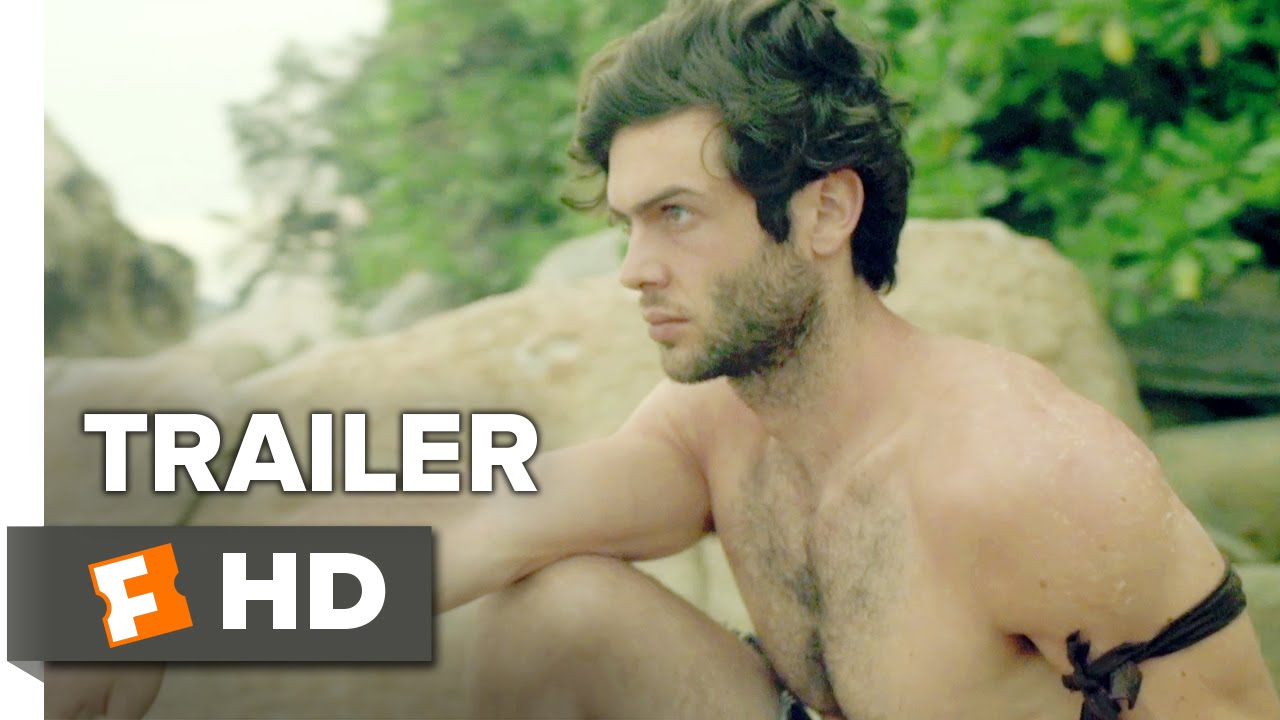 Watch Trailer for Nate Parker's Survival Thriller 'Eden' now on Netflix with Ethan Peck