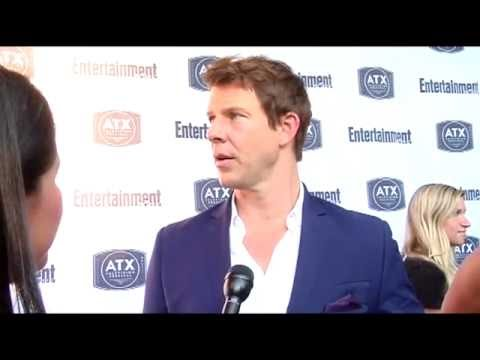 "ATX Television Festival 2016: Eric Mabius at ""Ugly Betty"" reunion"