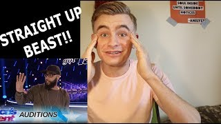 This is my speedy reaction of Eric Jones on America's got talent. What a best! This is my honest opinion. If you like this sort of thing subscribe as I do daily videos. Thank you for watching!ORIGINAL video: https://www.youtube.com/watch?v=mL9U4UXnezA&t=3sFollow me on IG: https://www.instagram.com/eduardtodorFollow me on FB: https://www.facebook.com/EduardTodorMagicFollow me on Twitter: https://twitter.com/EduardTodorSong link: https://www.youtube.com/watch?v=538xTelRFZg