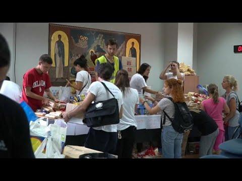 Griechenland erhält 20 Mio. Euro Nothilfe: