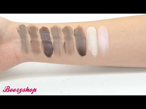 Makeup Revolution Makeup Revolution Ultra Brow Medium to Dark