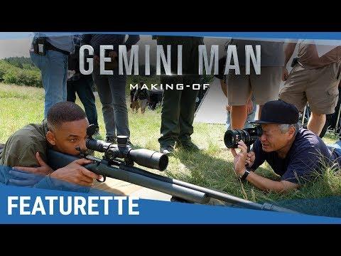 GEMINI MAN - Making-Of  [VOST]