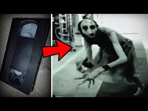 5 Disturbing REAL 'Found Footage' Tapes You Won't Believe Exist