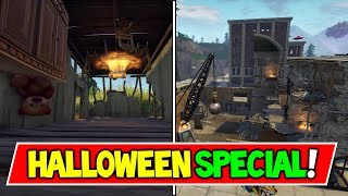 5 UNSOLVED MYSTERIES IN FORTNITE BATTLE ROYALE (HALLOWEEN SPECIAL!)