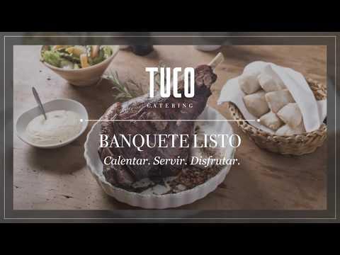 TUCO Banquete Listo