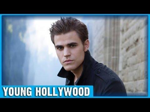 Vampire or Werewolf? With VAMPIRE DIARIES Star Paul Wesley